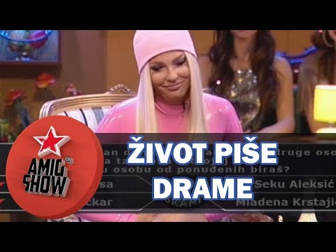 Život Piše Drame - Jelena Karleuša - Ami G Show S11 - E16