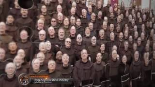 Is God calling you to be a Franciscan Friar?