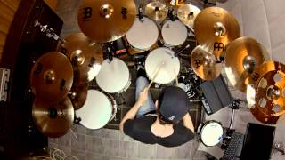 drum cover led zeppelin fool in the rain