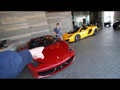 I Rented a McLaren 12C Spider for 4 Hours