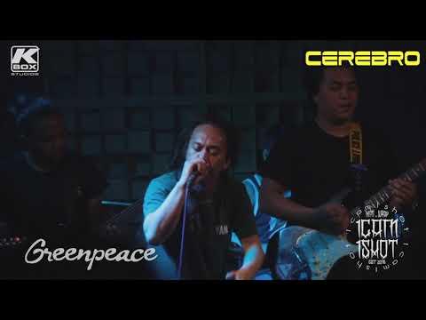 Greenpeace LIVE @ Cerebro Bar