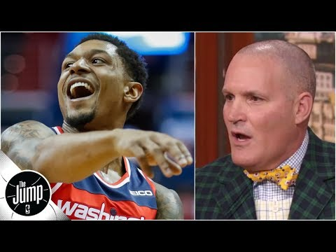 NBA VP of officiating says Bradley Beal definitely traveled, talks other major ref issues | The Jump thumbnail