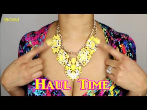Haul Time Yall Forever 21, Victoria Secrets, Citi Trends, Walmart, Burlington