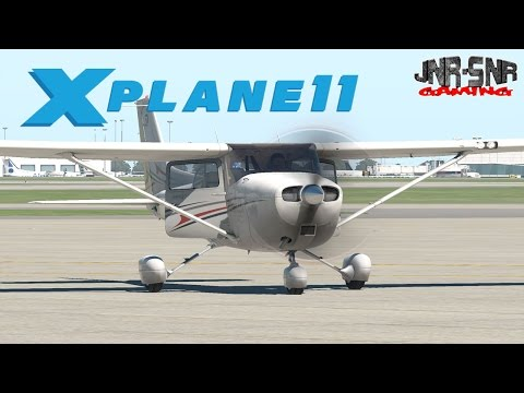 X Plane 11 Brisbane International to Gold Coast First Flight