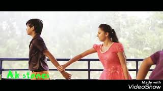 Ean kanmani unna pakkama cute love what's up status by AK stones&creations