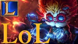 Heimerdinger- Positioning,Turret Placement, and Strategy