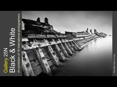 Gallery 25N Black & White Photography Exhibition