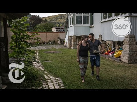 At Home With Omar And Sarah, A Syrian Refugee Story | The Daily 360 | The New York Times