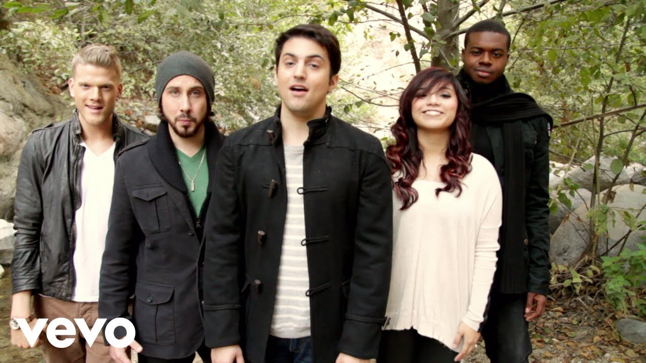 Carol of the bells pentatonix на пианино