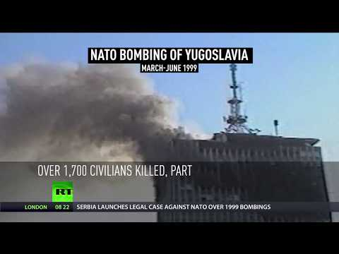 'It's never too late': Serbia sues NATO over 1999 bombing