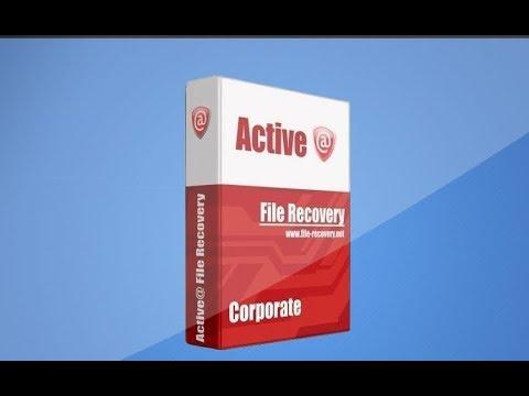 восстановление с помощью Active@ File Recovery
