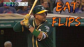 Most Disrespectful Bat Flips