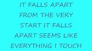 Thousand Foot Krutch-Falls Apart w/ lyrics
