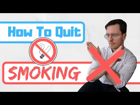 Watch This Before You Quit Smoking Doctor Explains