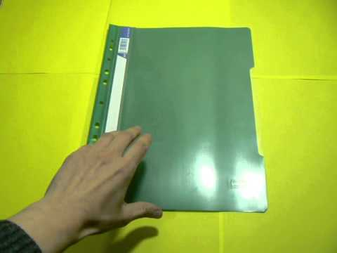папка с зажимом фото