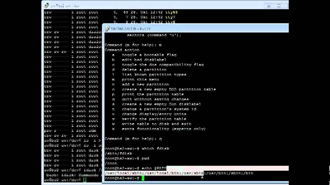 Live Betriebssystem