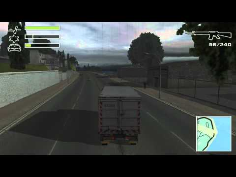 DRIV3R PC Nice, Mission #13: Hijack (mission help) - Method #1 Shoot the truck driver only