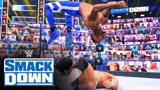 Dolph Ziggler & Robert Roode vs. The Street Profits: SmackDown, April 16, 2021