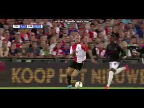 Top 10 Rode Kaarten Eredivisie 15/16 || EredivisieSoccer