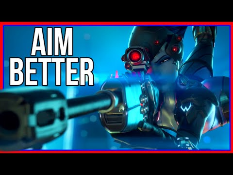 How To Improve Your AIM In Overwatch | 5 Drills To Get Better (Overwatch Guide)