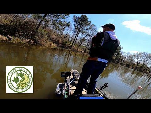 SETXKBL Trail Event #2 | Lake Conroe (Spring Bass Fishing)