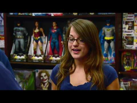 Comic Book Men s06e13 - Spot the Easter Eggs in this Episode :P