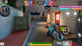 MaskGun Multiplayer FPS - Free Shooting Game Gameplay screenshot 5