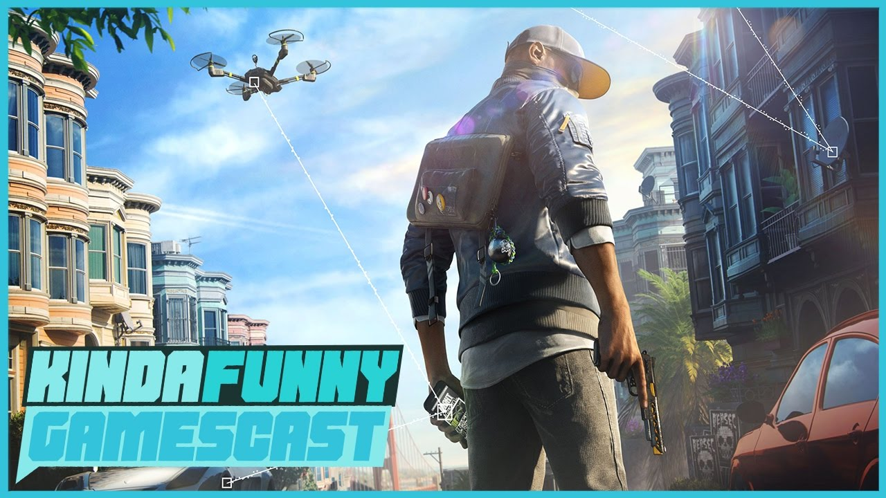 Greg Miller S Top 10 Games Of 2016 Kinda Funny Gamescast