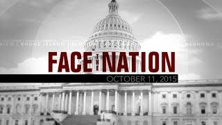 Open: This is Face the Nation, October 11