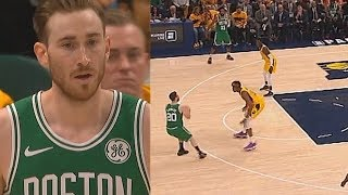 Download Gordon Hayward Shocks Pacers In Final Minutes Of Sweep! Celtics vs Pacers Game 4 Mp3 and Videos