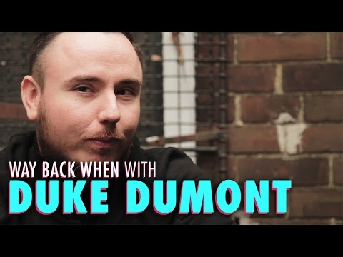 Duke Dumont Learned To Produce Music On A Playstation