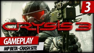 CRYSIS 3 - Multiplayer Gameplay (Crash Site/Airport)