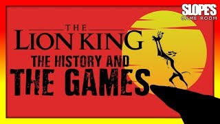 Lion King: The History & The Games - SGR