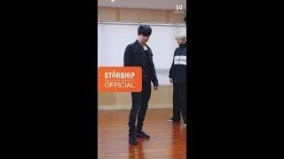 [WONHO][Dance Practice] 몬스타엑스 (MONSTA X) - 'SHOOT OUT' Vertical Video