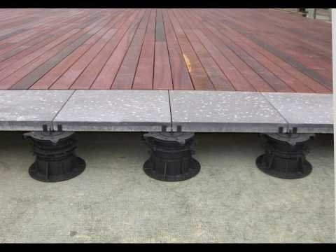 Elmich Versijack Paving Amp Decking Supports Youtube