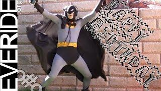 Happy Birthday from BATMAN o#o