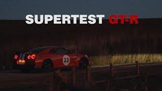 SUPERTEST: NISSAN GT-R Track Edition