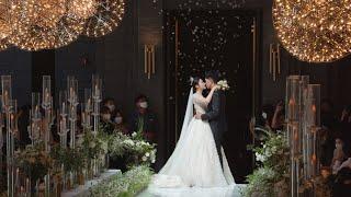 청주 더빈 가드니아홀 웨딩dvd 결혼식 하이라이트 포레…