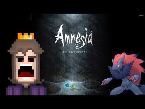 Adventures Of Amnesia #1 - The Descent Into Darkness