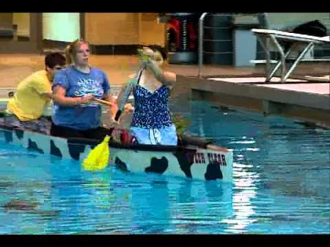 HoustonPBS UH Moment: Engineering Students Earn Concrete Canoe Honors