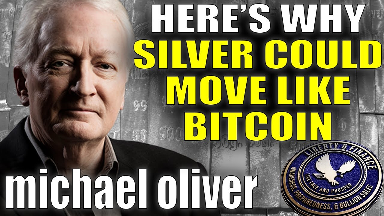 Download Here's How Silver Will Move Like Bitcoin | Michael Oliver