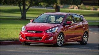Hyundai Accent 2017 Car Review смотреть