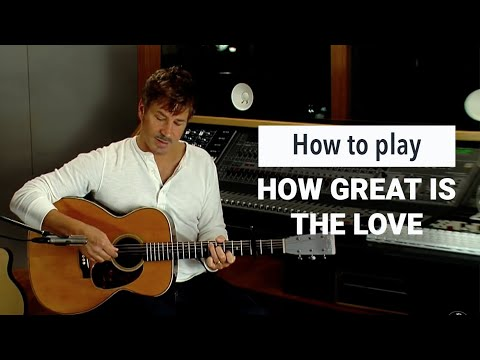 Paul Baloche  - How to play