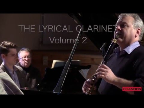 Meet the artist: Michael Collins, The Lyrical Clarinet (Vol. 2)