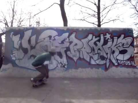 Maples Street Vert Wall