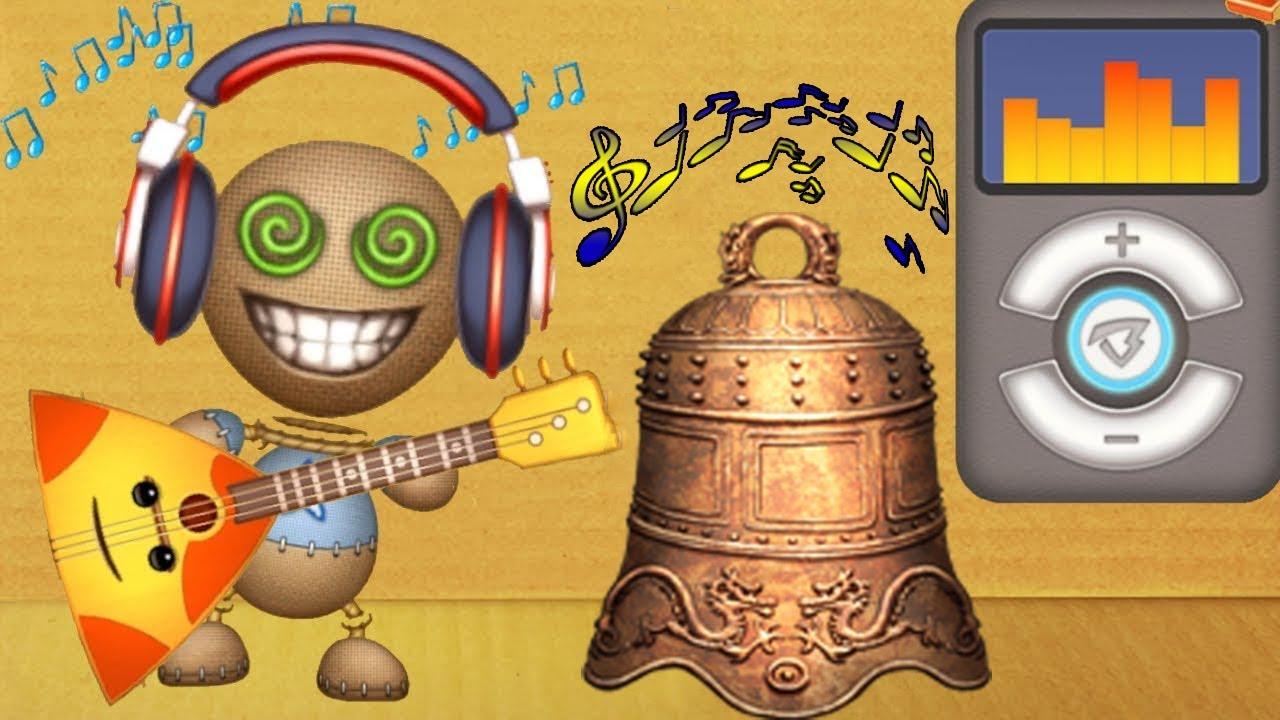 All MUSIC vs THE BUDDY | Kick The Buddy 2020