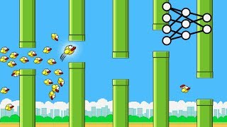 vuclip A.I. Learns to play Flappy Bird
