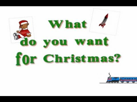 What Do You Want For Christmas YouTube