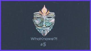 ✺ WhoKnows?! ✺ #5 - Wir suchen des Lösungs Rätsel