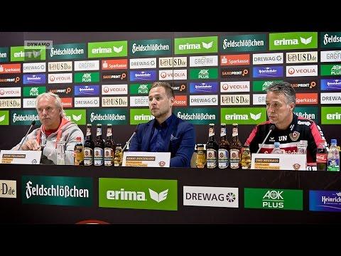 11. Spieltag | SGD - VFR | Pressekonferenz nach dem Spiel